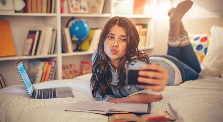 Social Media Teens